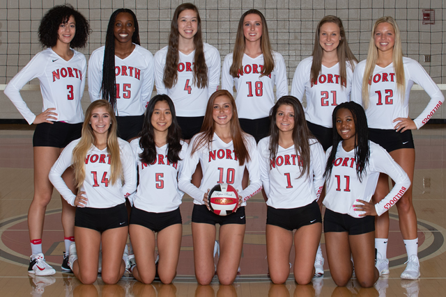 North Gwinnett Varsity Volleyball